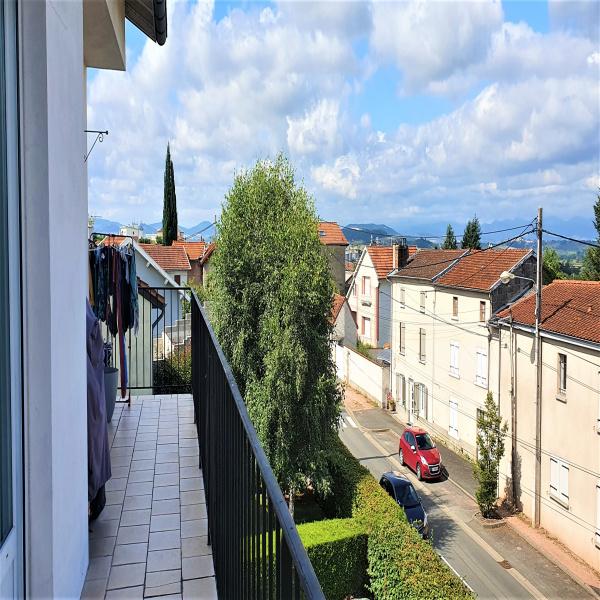 Offres de vente Appartement Lezoux 63190