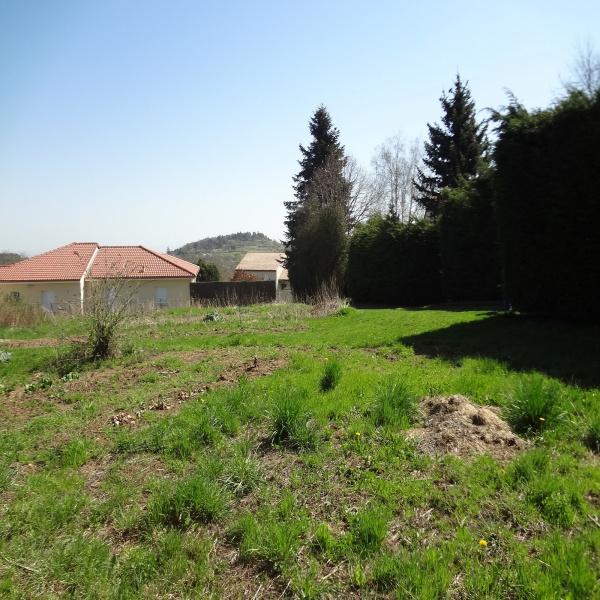 Offres de vente Terrain Saint-Genès-Champanelle 63122